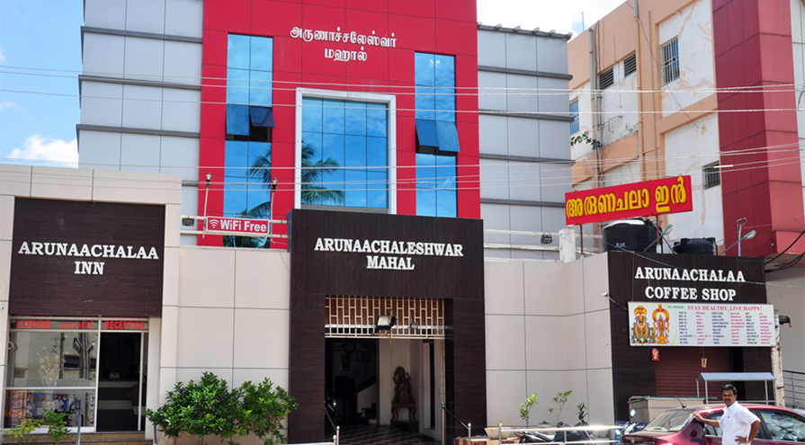 Welcome to Arunachala Inn